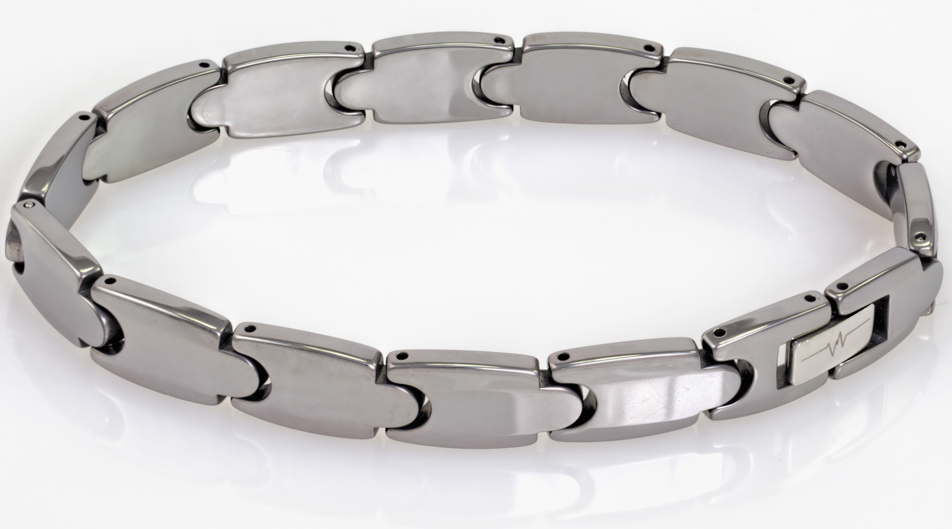 Tungsten Silver Curve